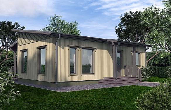 Mantelzorghuizen voor uw prefab casco en zelfbouw log for Zelf woning bouwen prijzen