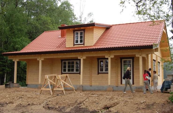 Prefab Woning Kosten : Wat bieden wij u voordelige prefab zelfbouw houtskelet of loghuizen